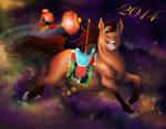 Bringing the New Year