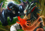 Commission: Monster Hunter