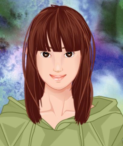Kyoshi (Avatar OC) by kirk327