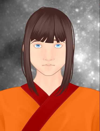 Katrinus (Avatar OC) by kirk327