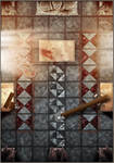 Dungeon Tiles - Temple Ruins