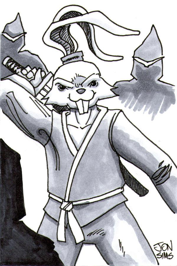 Usagi Yojimbo Markers by JackHook