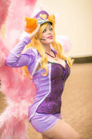 League of Legends Popstar Ahri by PITAGRANDCHESTER