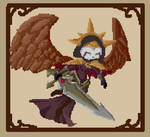 League of pixel -Kayle inquisitor-