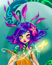 League of Legends - Neeko by NoraNecko