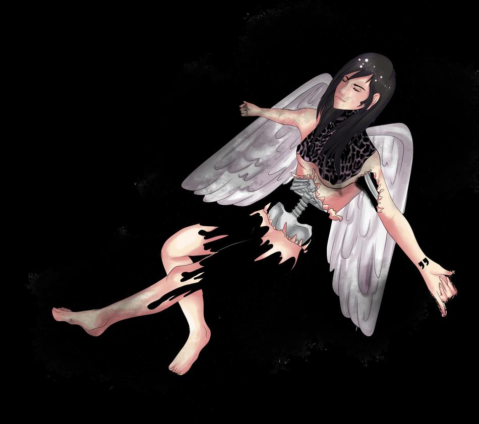 Random angel by yuuto-saeki