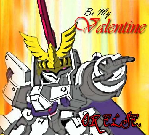 SDG Valentine - Talgeese by Shockbox