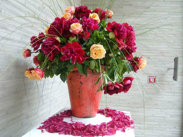 Flowers by Dreighton