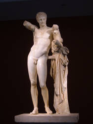 Hermes by Dreighton