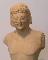 Archaic Smile by Dreighton