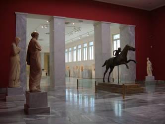 Museum by Dreighton