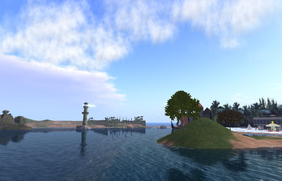 Harbour by Dreighton