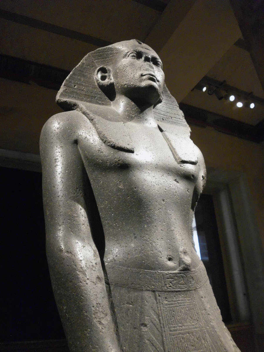 Pharao by Dreighton