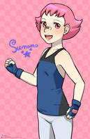 Sumomo by magicalondine