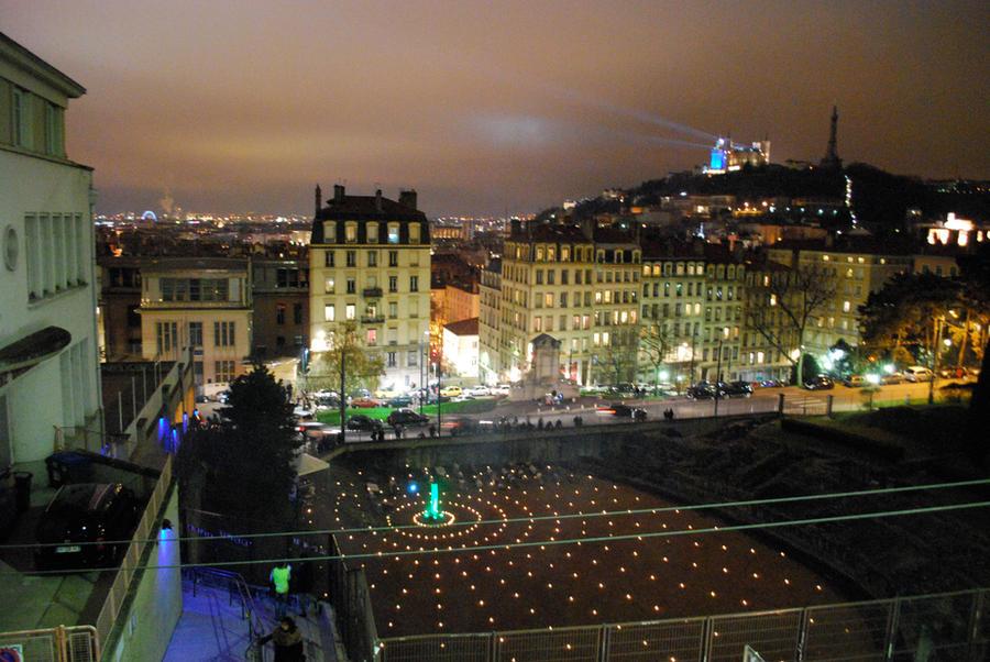 Lyon - Fete des Lumieres by John-Furie-Zacharias