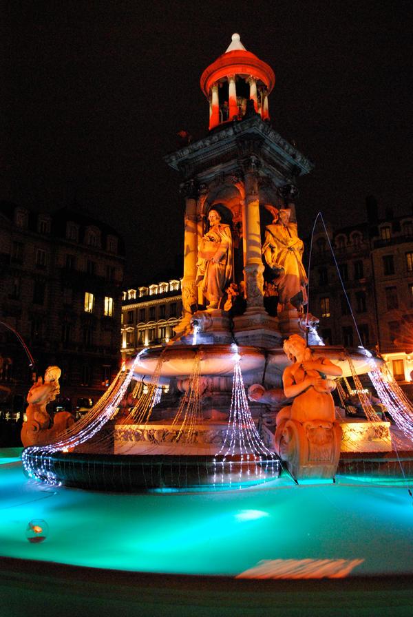 Lyon - Fete des Lumieres III by John-Furie-Zacharias