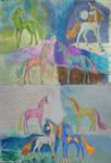 Eight Unicorns