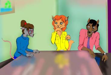 Furry Channel 6 by TiElGar