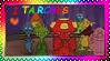 Tarces stamp by TiElGar