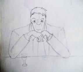 Ratso sketch by TiElGar