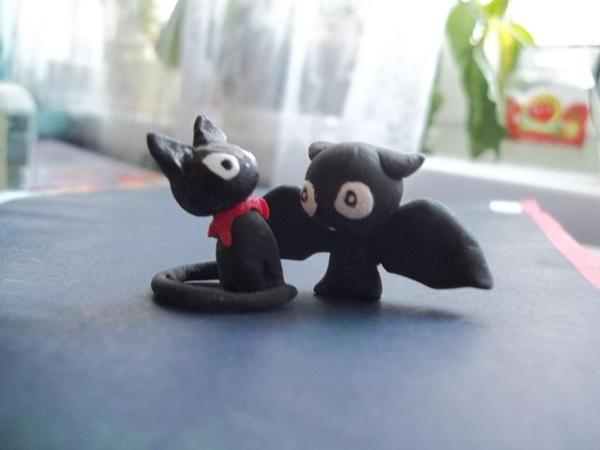 Gloomsville animals by TiElGar