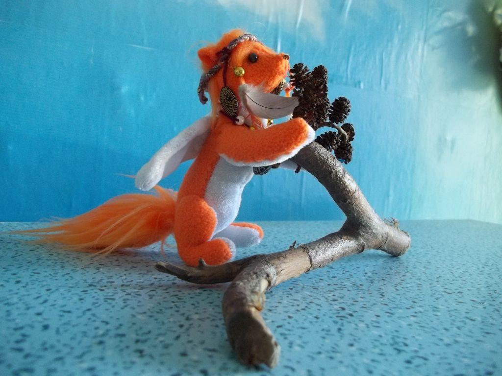 Shaman Fox by TiElGar