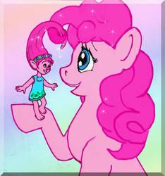 Pink Hair Magic