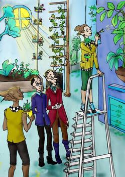 Sanctaphraxian Greenhouse