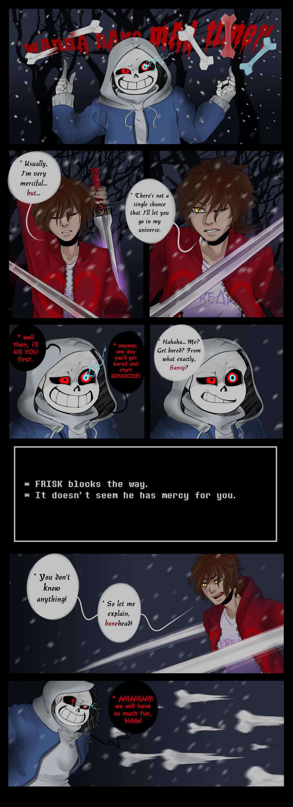 Dusttale Frisk Related Keywords & Suggestions - Dusttale
