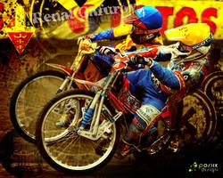 speedway wallpaper by posiekk