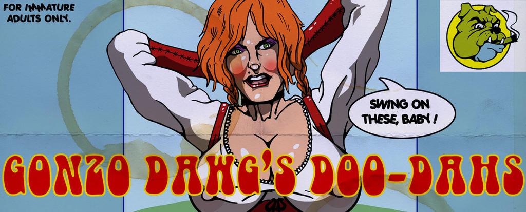Gonzo Blog banner by GonzoDawg