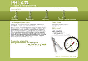 Phil4 Business Planning Site