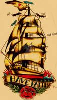 Old School Ship