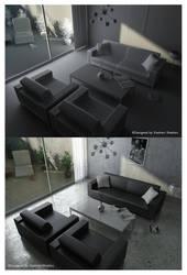 Interior_modern House by mantasito