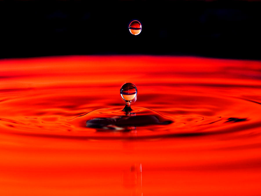 Orange bomb updated by pqphotography