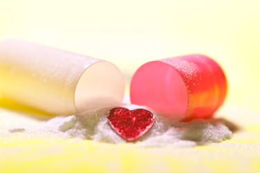 Love is a drug by pqphotography