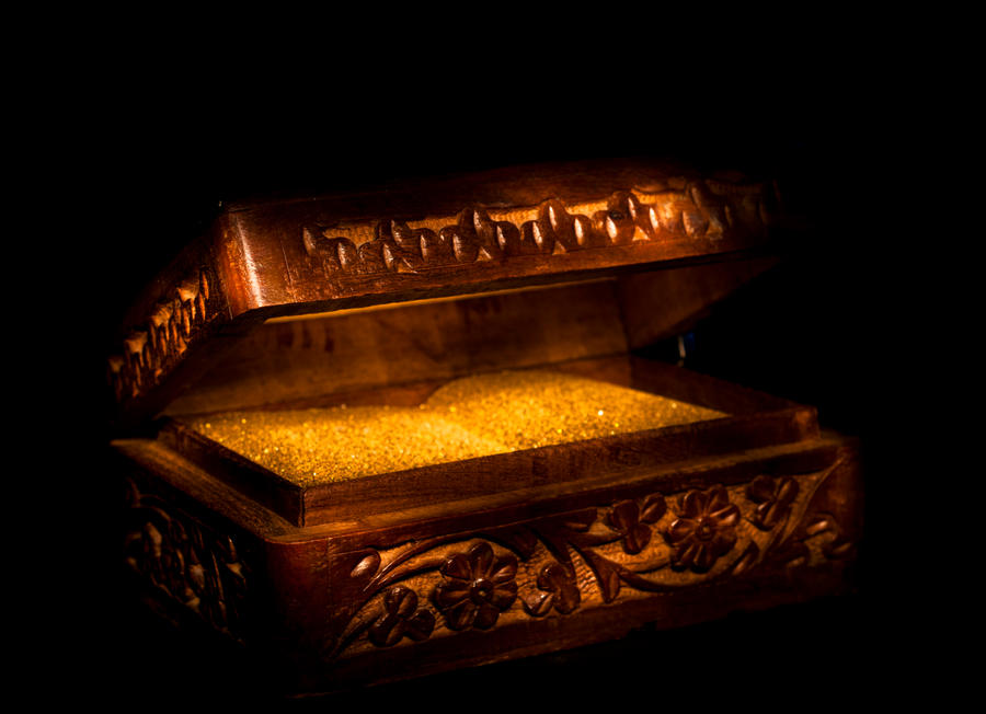 Treasure Chest By Pqphotography On DeviantArt