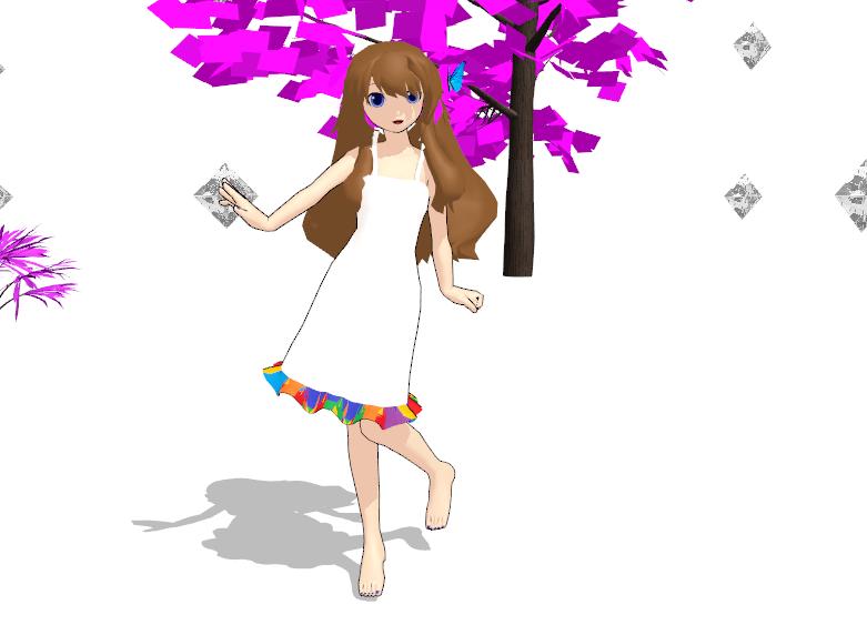 MMD Newcomer: Lady Timpani by SilverStarlite on DeviantArt