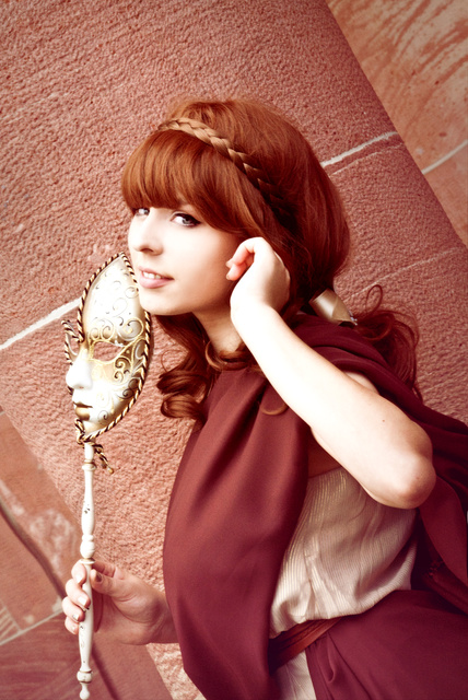 Thalia by AyumiHamasakichan