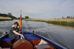 me on boat trip by wacholer