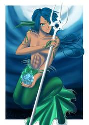 +P is for Poseidon+ by Tasuki-no-Miko