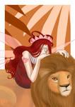 +Q is for Queen Rhea+