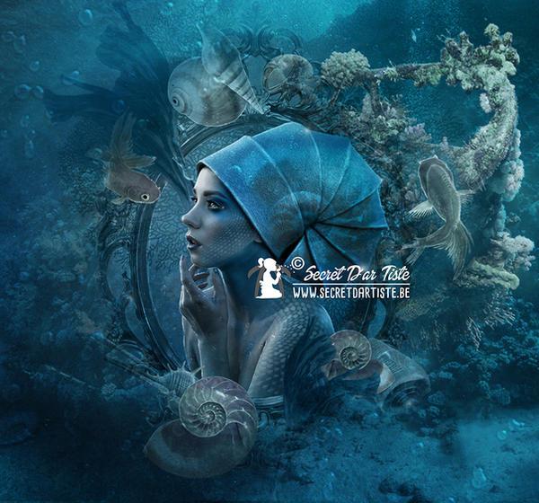 Tales untold: The little mermaid by SecretDarTiste