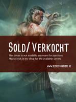 Premade book cover - Viking - SOLD by SecretDarTiste