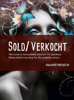Premade book cover - Under the rainbow by SecretDarTiste