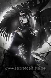 Fallen angel - Angelus lapsus by SecretDarTiste