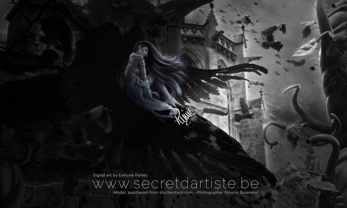 Fallen from Grace by SecretDarTiste