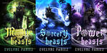 Premade trilogy black cat 00080 by SecretDarTiste