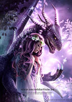 The magic orb by SecretDarTiste