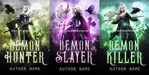Vampire slayer trilogy *SOLD*